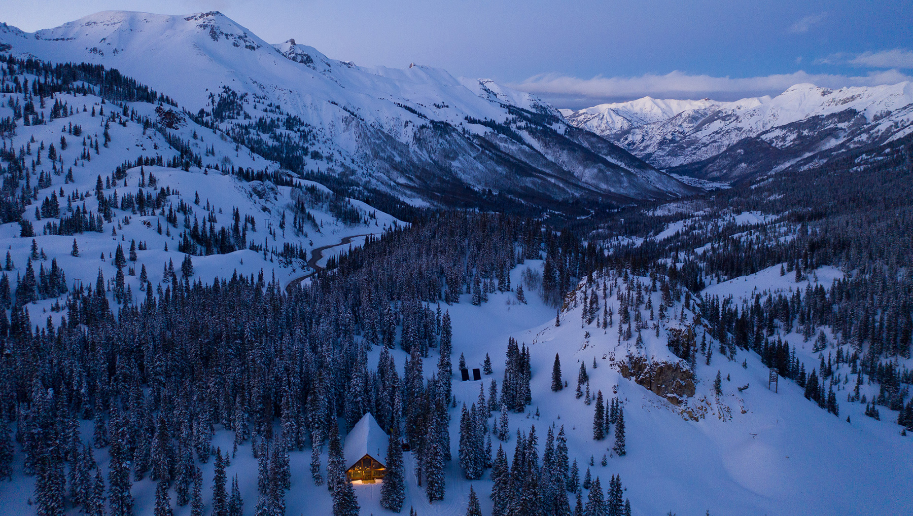 colorado backcountry lodge