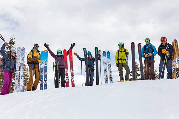 san juan ski guides